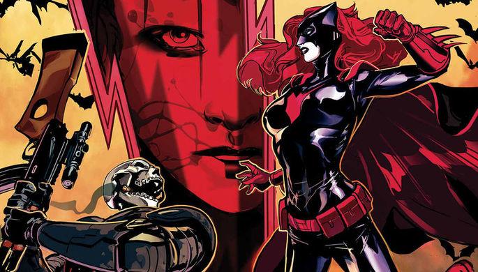 Бэтвумен будет лесбиянкой в телесериале отTheCW
