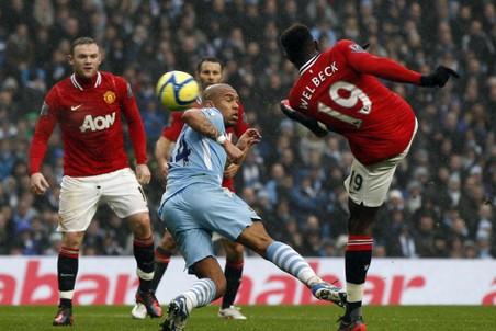 «Юнайтед» обыграл «Сити»