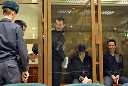 Мосгорсуд вынес приговор националистам из «Автономной боевой террористической организации»