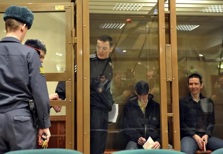 Путинский мосгорсуд вынес приговор русским националистам из «Автономной боевой террористической организации»