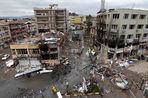 Анкара обвинила Дамаск в организации теракта в Рейханлы и грозит ответными мерами. Гражданская война рискует перекинуться за пределы Сирии