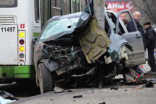 За первые шесть месяцев 2013 года в России 7846 человек были осуждены по «водительской» 264 статье УК РФ