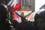 Российские пограничники не пускают добровольцев в Донбасс
