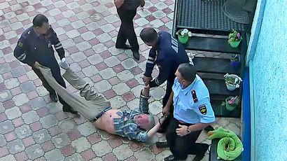 В Оренбургской области после погони задержали протоиерея Николая Стремского