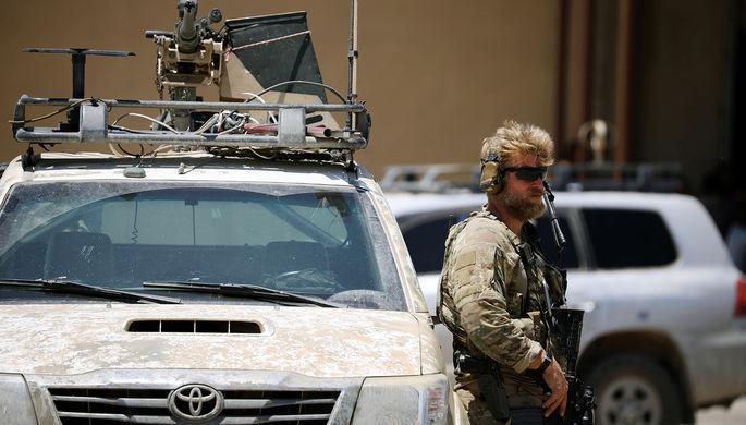 США узаконивают террористические организации вСирии, сообщили  вАнкаре