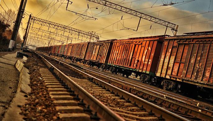 Поезд сошел срельсов вТульской области