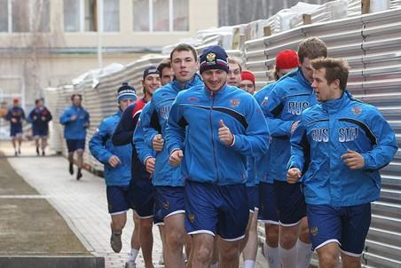 Стал известен состав сборной России на матчи в Риге