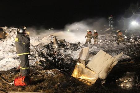 17 ноября при заходе на посадку разбился Boeing 737-500 авиакомпании «Татарстан». Погибли 50 человек