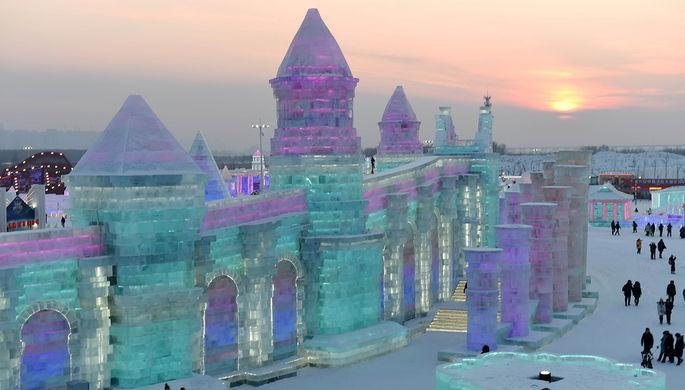 Аномальные морозы светром ожидаются наКрещение вИркутской области