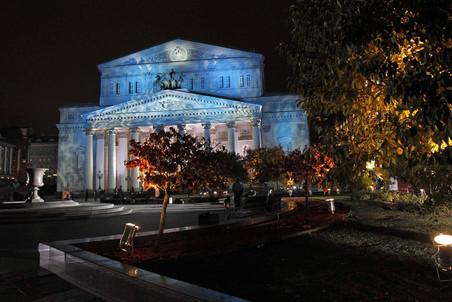 Большой театр открыл Основную сцену после шестилетней реконструкции