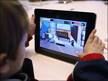 Детей изолируют от онлайн-казино