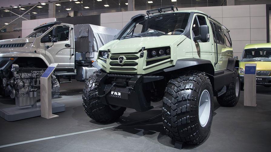 «Группа ГАЗ» показала новый «ГАЗель NEXT 4.6»