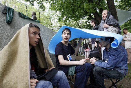 May protests in Moscow: The Whats and Whys — Gazeta.Ru