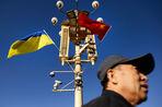 Президент Украины Виктор Янукович поддержал инициативу КНР по созданию Великого шелкового пути