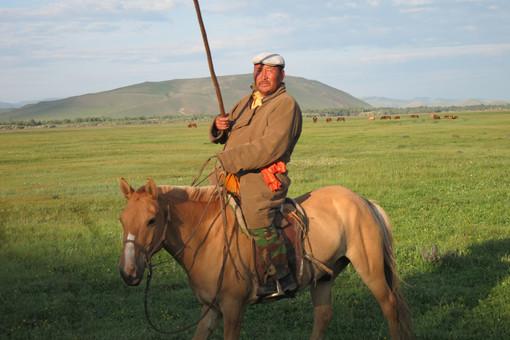 Обильные дожди способствовали появлению излишков корма, что позволило кочевникам содержать больше лошадей