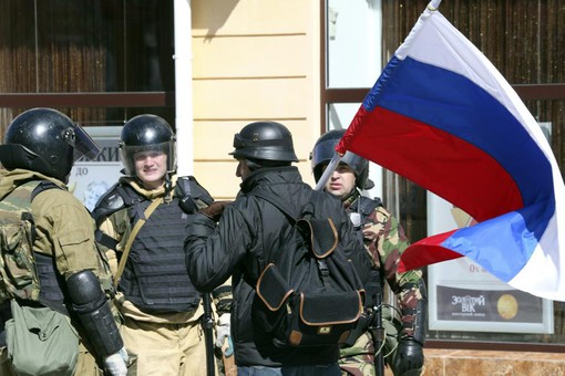 Крым отдыхал весь день после референдума