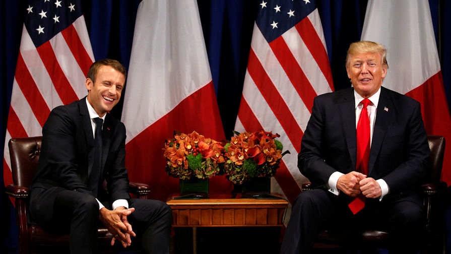 Макрон объявил онеобходимости новейшей «ядерной сделки» сИраном