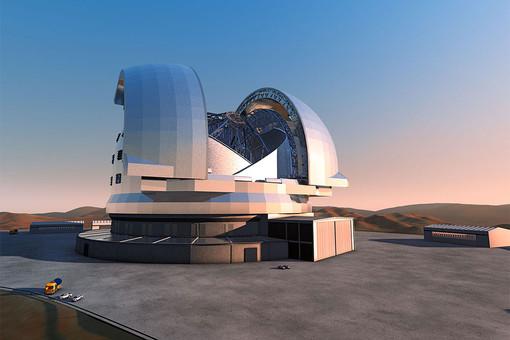 European Extremely Large Telescope (E-ELT) станет самым крупным в мире телескопом