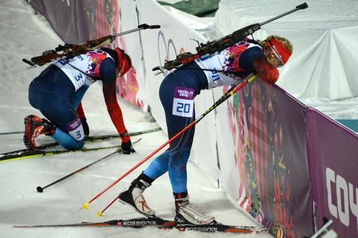 Ольга Зайцева, как и вся женская сборная России, не смогла в Сочи показать свой лучший результат