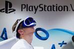 ������ ������ �� ���� ����������� ���������� Sony PlayStation VR