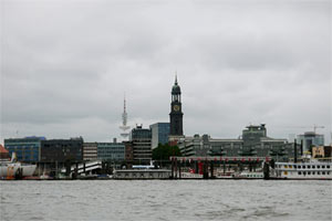 Фотопутешествие по Гамбургу