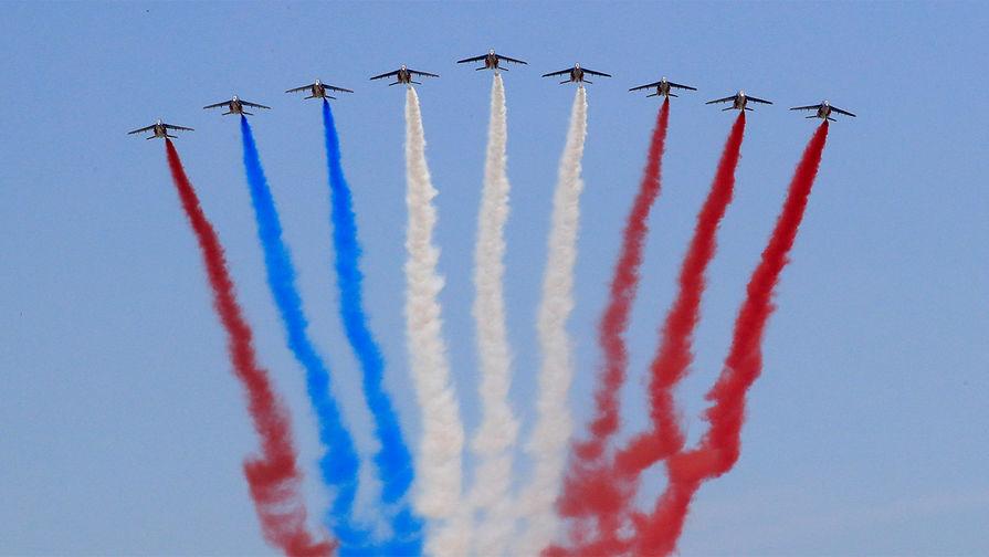 Французы два раза  оплошали напраздновании Дня взятия Бастилии