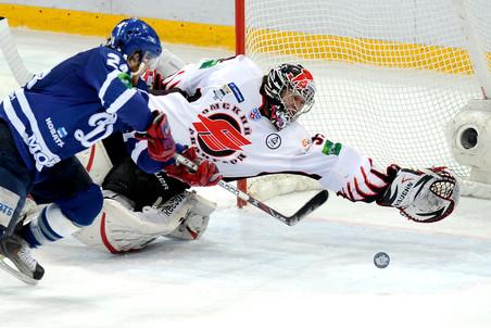 Авангард обыграл Динамо в четвертом матче финала Кубка Гагарина