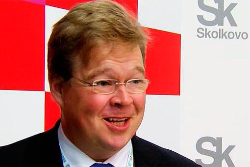 Советник президента фонда «Сколково» по работе со стартапами Пекка Вильякайнен