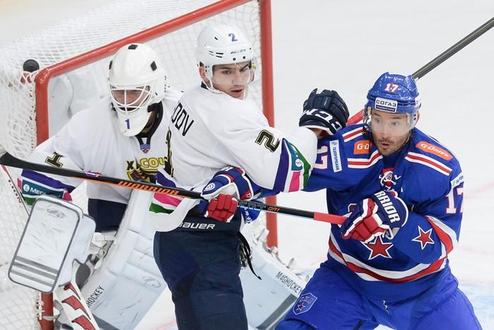 «Лада» одолела «Сочи» ипрервала 10-матчевую серию поражений вКХЛ