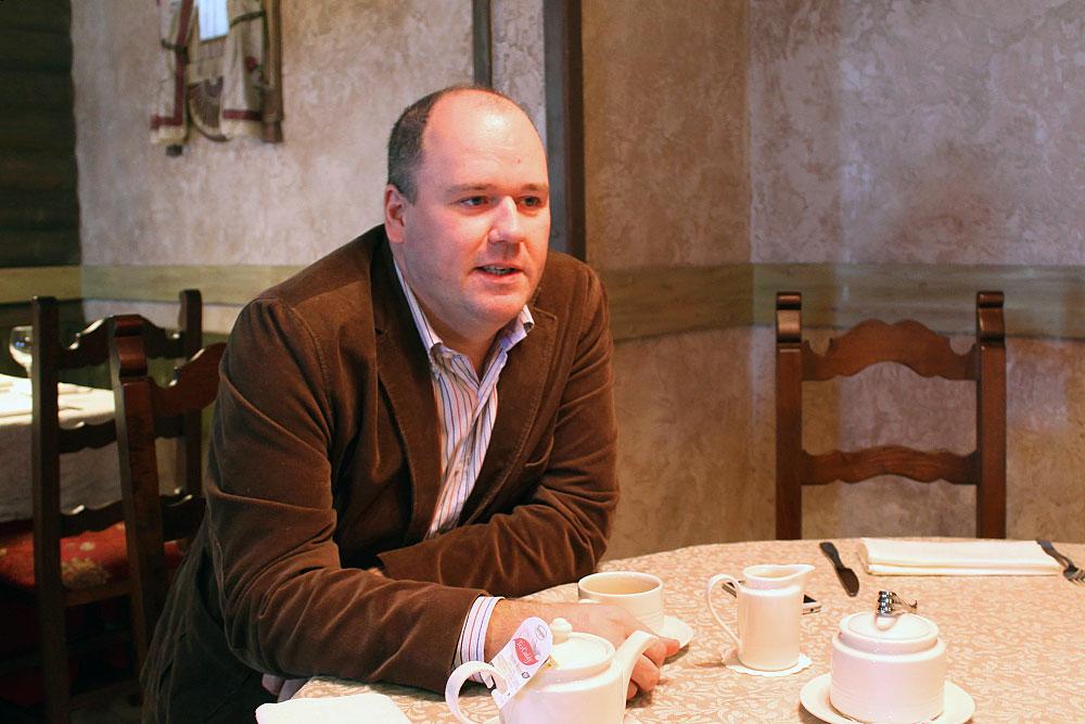 Владимир Масютин уверен, что уже в мае в Красной Поляне яблоку негде будет упасть
