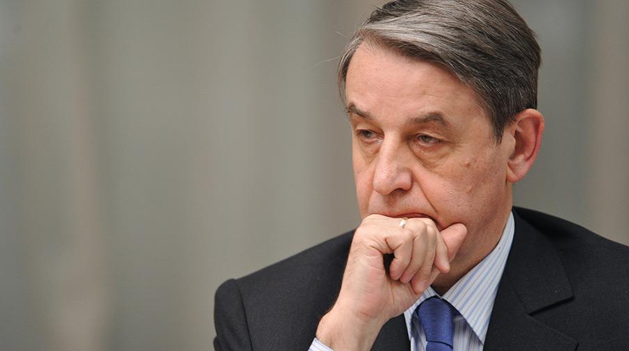 Чрезвычайный и Полномочный посол в государстве Ватикан Александр Авдеев