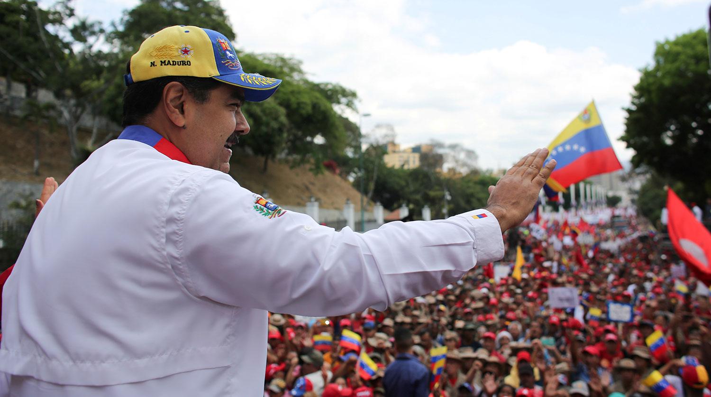 Военные попробовала  устроить переворот вВенесуэле