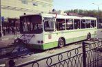 В результате взрыва газового баллона в автобусе около станции метро «Речной вокзал» пострадали...