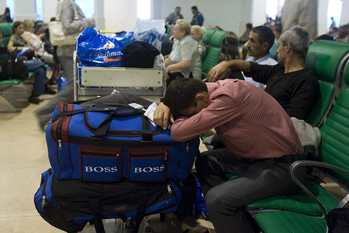 Несколько тысяч туристов не смогли вылететь на отдых из-за аннулирования из авиабилетов, которые они заказывали через сайт Eviterra