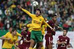 «Кубань» обыграла «Рубин» в матче 25-го тура чемпионата России по футболу
