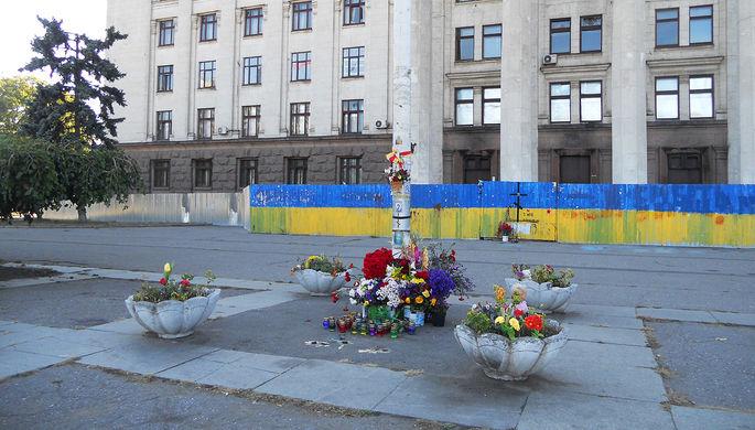 Одесский суд отпустил из-под ареста жителя России Мефедова, арестованного по«делу 2мая»