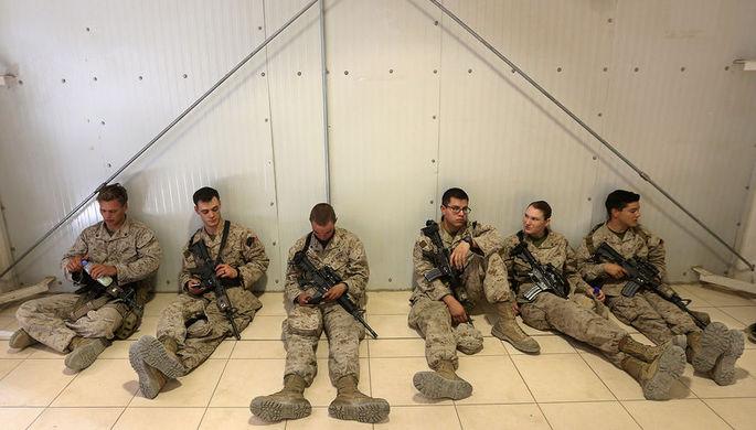 Пентагон: Самолеты США столкнулись спротиводействием РЭБ вСирии