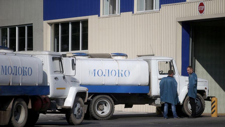 Российская Федерация ввела ограничения напоставки молочной продукции из республики Белоруссии