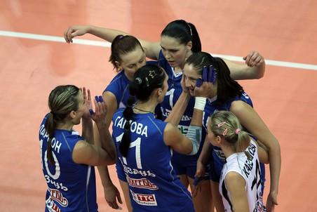В Баку пройдет Финал четырех женской ЛЧ