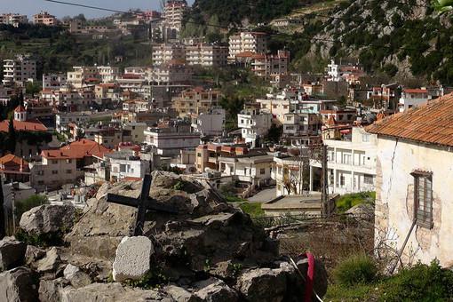 Армянский христианский город Касаб после захвата сирийскими боевиками