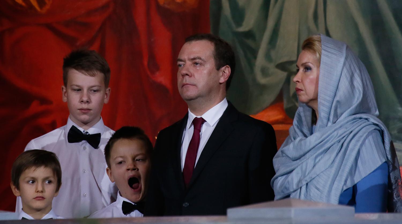Путина и ее дети фото 2018