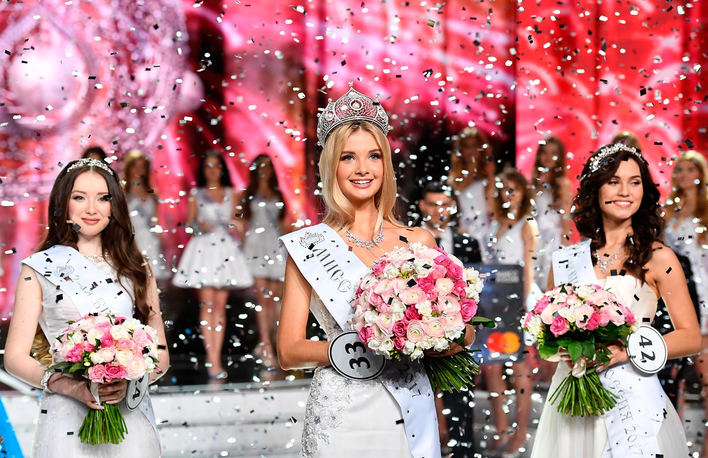 В конкурсе мисс россия 2017