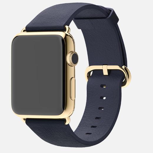 Самая дорогая версия Apple Watch обойдется в более чем 1 млн рублей
