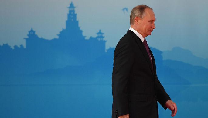 Путин может баллотироваться впрезиденты от«Единой России»