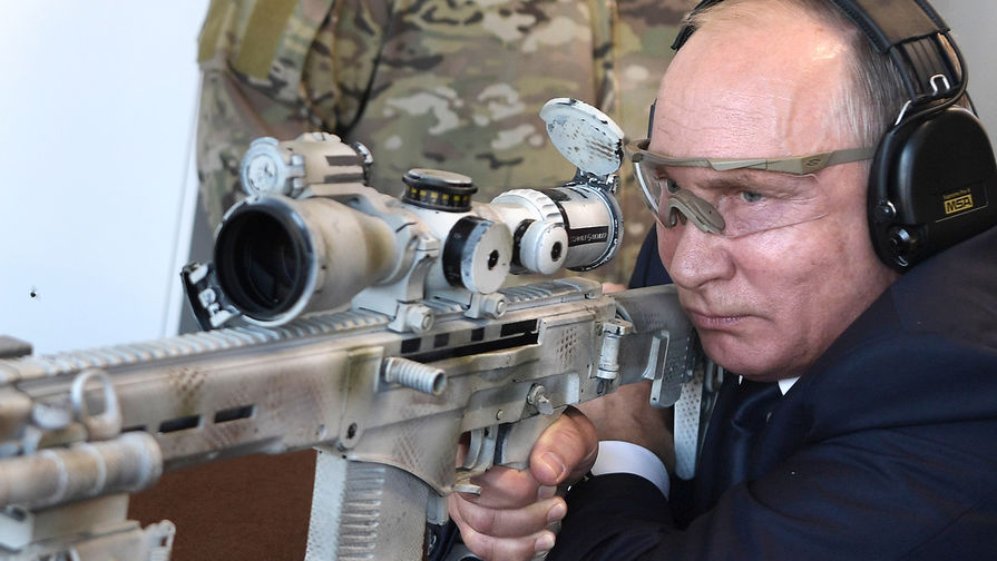Путин заявил о предотвращении исхода террористов из Сирии в Россию