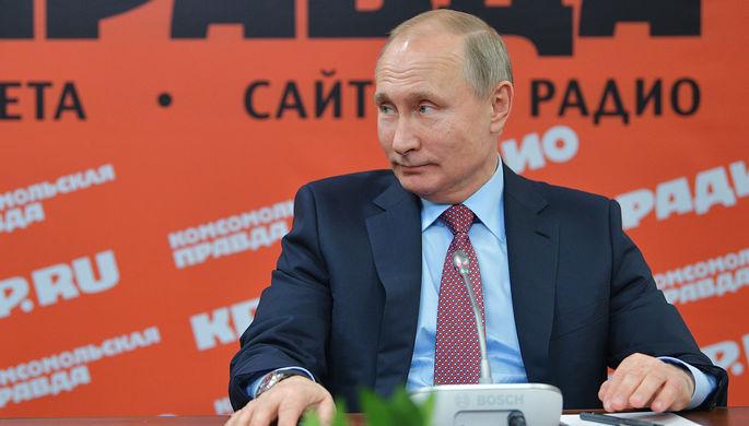 Кремль подтвердил данные СМИ опрошедшей встрече В. Путина  сМедведчуком