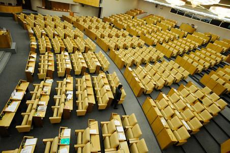 Администрация президента предлагает вернуться к смешанной системе выборов в Госдуму