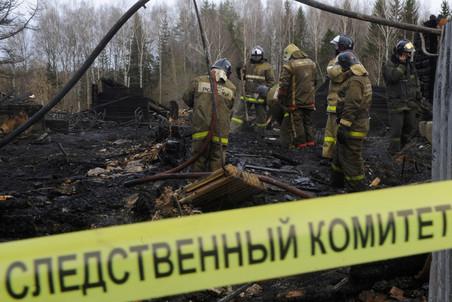 26 апреля произошел пожар в деревянном корпусе психиатрической больницы № 14 в поселке Раменском Дмитровского района Московской области. Жертвами пожара стали 38 человек