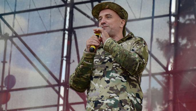 «Ярыдаю». Прилепин посмеялся над включением его вукраинский «чёрный список»