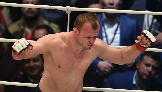 Мусаси победил Шлеменко вглавном бою турнира Bellator 185